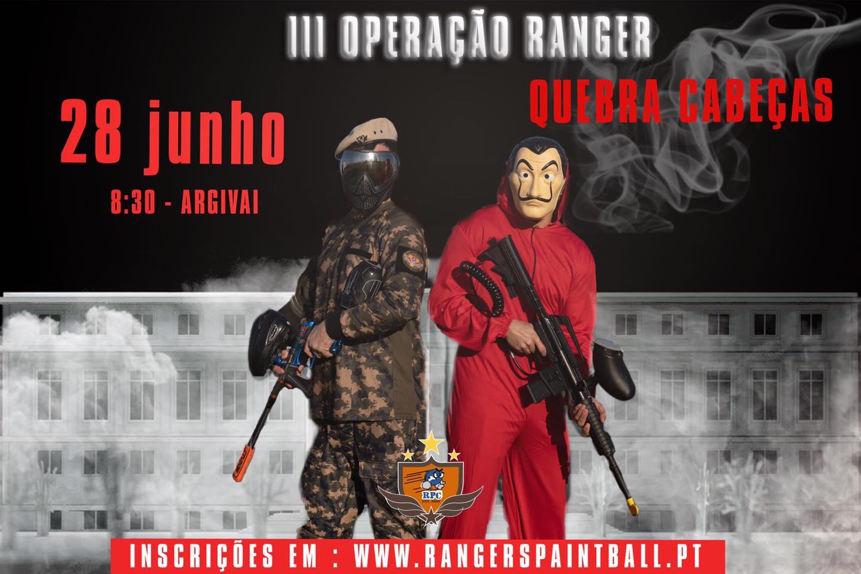 3º Operação Ranger 2020
